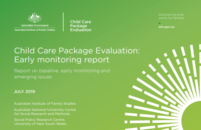 CCS Evaluation Report Sheds Light On Effect Of CCS On Families