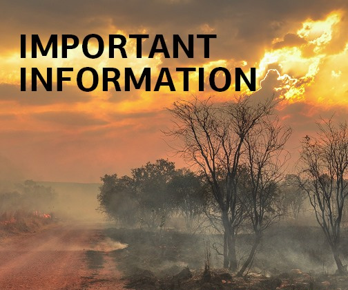Support resources available for services affected by the bushfires