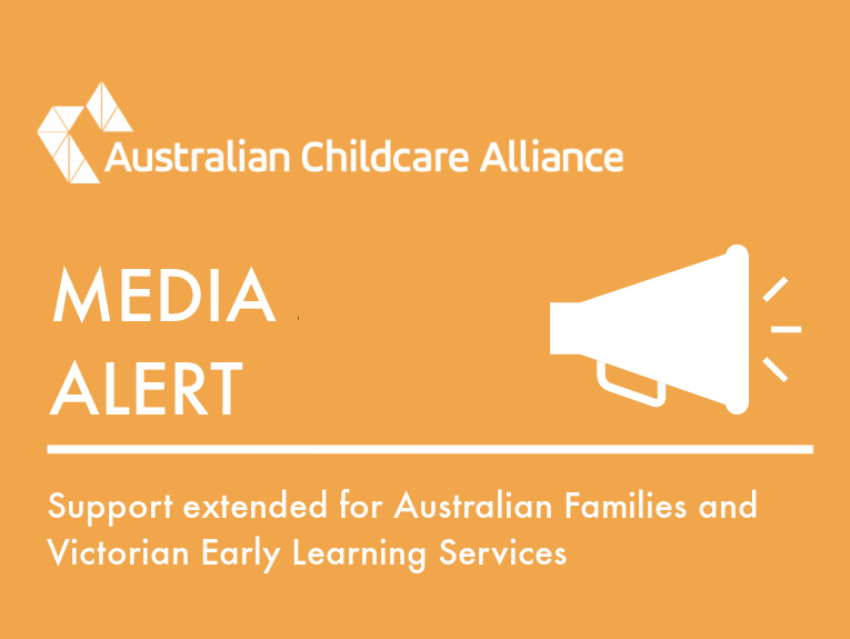 ACA commends Australian Government for continued support of early learning sector in difficult times