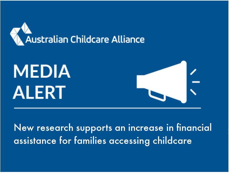 Latest KPMG-CEW Report applauded by the Australian Childcare Alliance