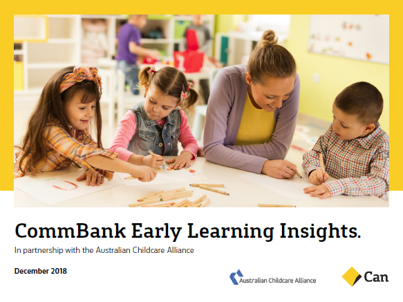 ACA and CBA release Early Learning Insights Report