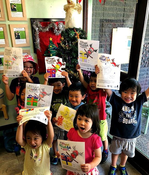 Project Rudolph Top Ryde Early Learning